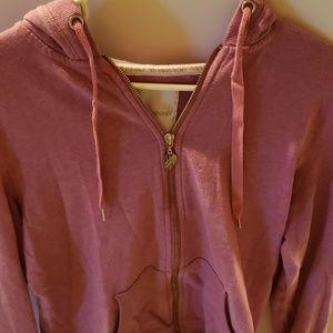 Victoria Secret zip up